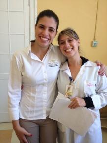 Carol e Ana Carla - 2014