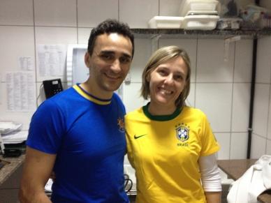 Samuel e Dra. Ana