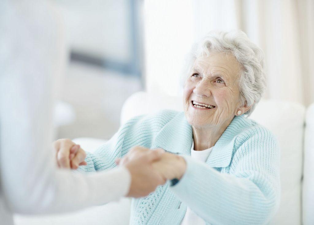 Paciente idosa