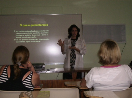 Capacitando cuidadores - Dra. Nara - 2007