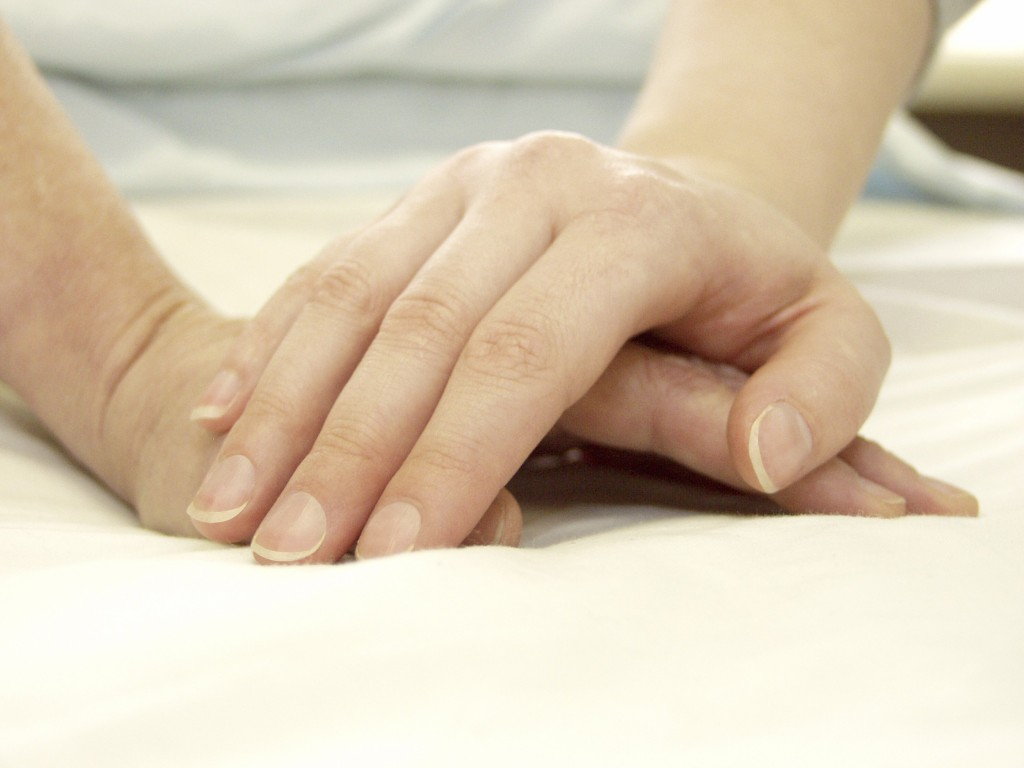Nursing Hands
