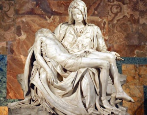Pietá de Michelangelo