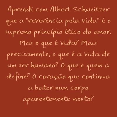 Rubem Alves e a vida